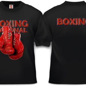 Футболка бокс